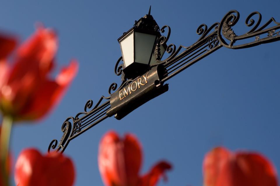 Emory Entrance