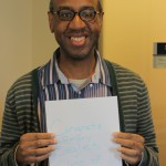 Admission Assistant George Blackmon