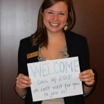 Admission Fellow Jenna Everly