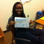 Admission Counselor Sasha Thompson