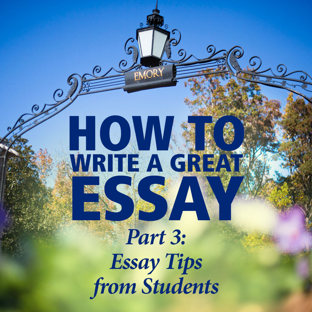 the best advice 2 essay Here are 10 ways to keep your teen on track to succeed in high school 1  2 visit the school and  for specific medical advice, diagnoses,.