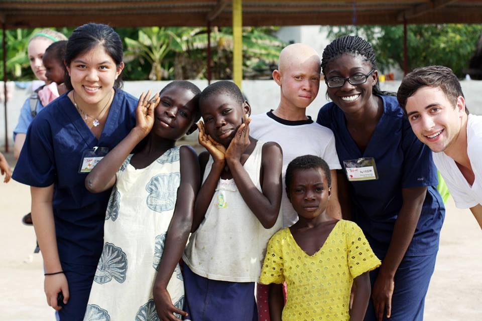 Med Brigade in Ghana