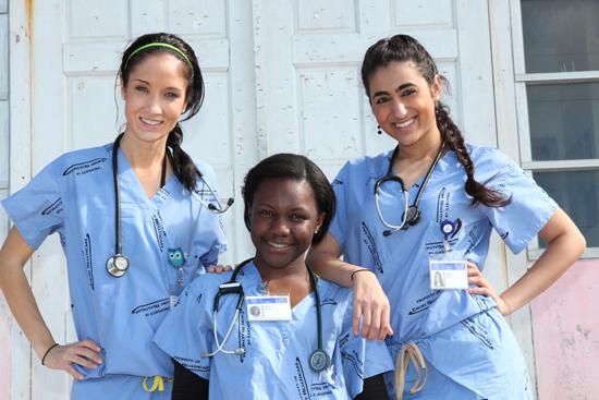 emory nursing students