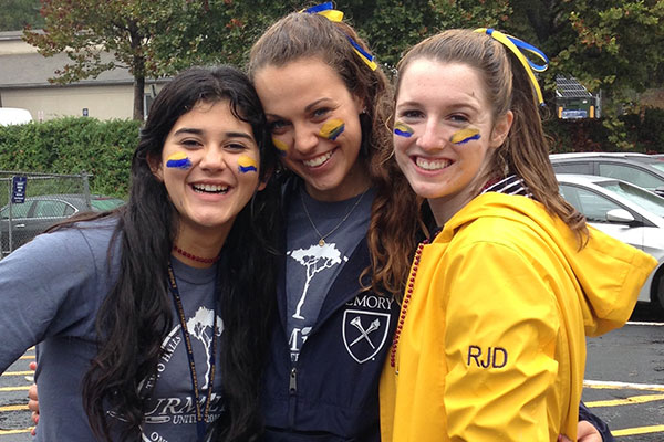 My First Semester at Emory College – Inside Emory Admission